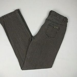 Diane Gilman DG2 Striped Jeans